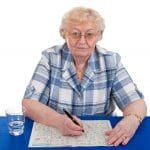 Regular Word and Number Puzzles Tied to Sharper Mind in Older Adults