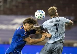 Sporting KC earns playoff berth, beating FC Cincinnati 1-0