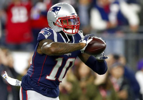 Report: Patriots to give Super Bowl ring to Josh Gordon