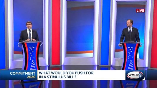 2020 NH 1st District debate: What candidates would push for in a stimulus bill