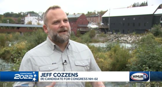 NH Primary Source: State Sen. Hennessey endorses Cozzens for 2nd District US House seat