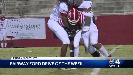 Friday Night Hits Week 1 of Playoffs: Drive of the Week
