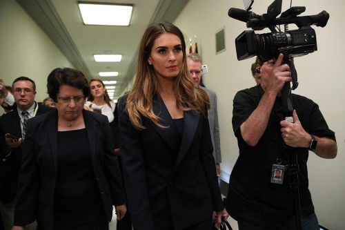 Hope Hicks rejects Dems' claim that she misled House Judiciary Committee
