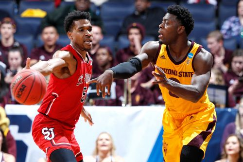 St. John's falls to Arizona State in the First Four