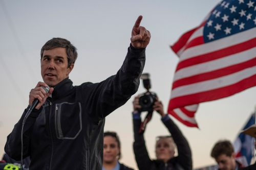 Beto O'Rourke is being a hypocrite about the border wall