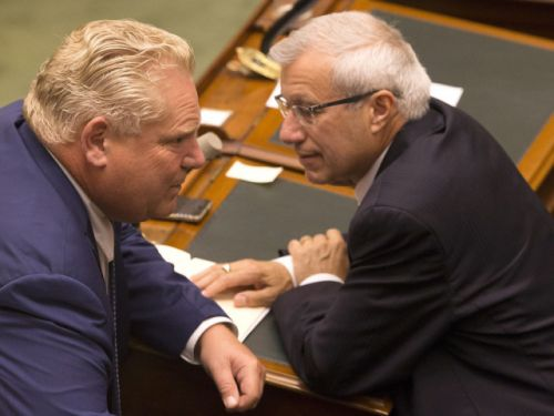 Ontario will have $15B deficit, not the $6.7B the Liberals projected: finance minister