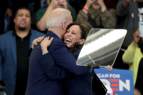 Biden picks Kamala Harris as VP nominee