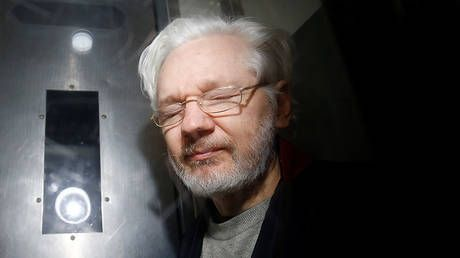 'Doctors for Assange' worry he may die in UK prison having 'effectively been tortured to death'