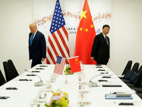 Tech leaders have long predicted a 'splinternet' future where the web is divided between the US and China. Trump might make it a reality