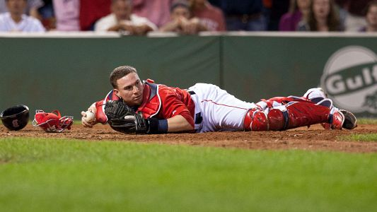 Red Sox sign C Christian Vazquez to 3-year extension