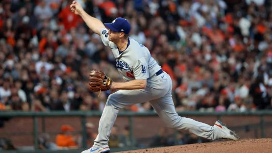 Dodgers starting reliever Corey Knebel for Game 1 of NLCS vs. Braves