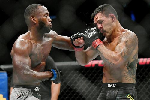 Leon Edwards fires back at Colby Covington: 'Just stop being a b*tch and step up'