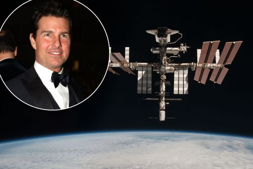 NASA chief 'all in' for Tom Cruise to film on International Space Station
