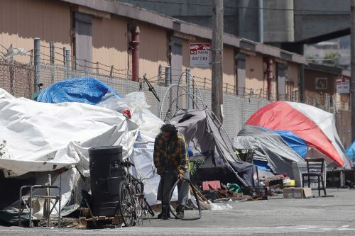 Trump threatens EPA action against San Francisco over homeless crisis