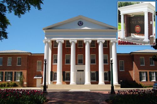 Ole Miss student allegedly sprayed bleach into frat pledge's mouth during hazing