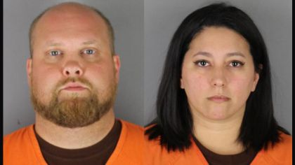 Brooklyn Park Couple Indicted For Murder Of Foster Child
