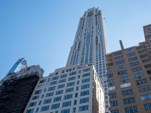An unknown buyer just dropped $100 million on a penthouse on New York City's Billionaires' Row