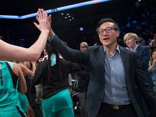 The CEO of the Brooklyn Nets and Barclays Center is resigning - and the news comes less than 2 months after Alibaba billionaire Jospeh Tsai bought both in a record $2.35 billion deal