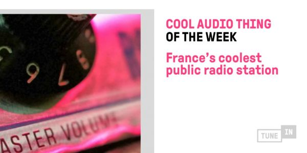 Cool Audio Thing Of The Week: FIP, France's Hippest Public Radio Station