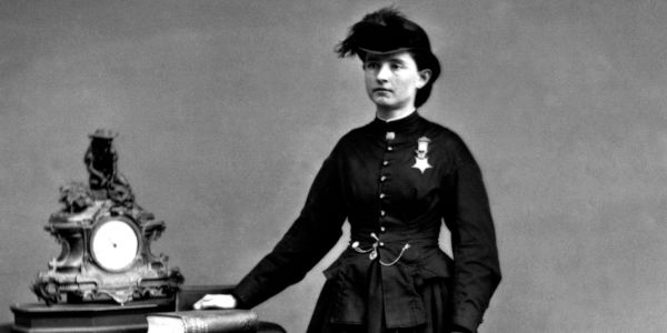 Here's the story of Dr. Mary Edwards Walker - a shotgun-wielding legend who is the only woman ever to win the Medal of Honor