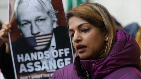 'We simply can't get in': Assange lawyer complains about lack of access to WikiLeaks founder