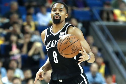 Spencer Dinwiddie on China controversy: 'They still sell my shoes'