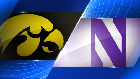 Northwestern beats Iowa 14-10