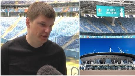 Russia legend Arshavin to RT Sport: St. Petersburg 'ready to host more matches at Euros' as UEFA set to reallocate games