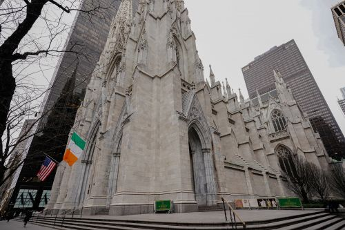Mass streaming a success for St. Patrick's Cathedral