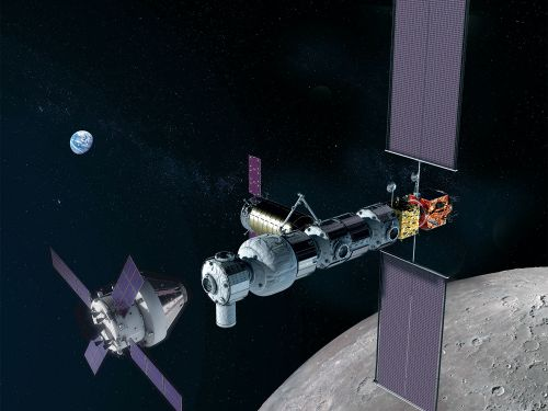 NASA's Grand Plan for a Lunar Gateway Is to Start Small