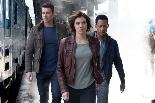 Spy series 'Whiskey Cavalier' is slick, silly and nothing new