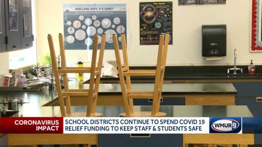 State, federal funds help schools operate during pandemic