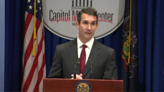 PA Auditor General Eugene DePasquale wins Democratic nomination to run for Congress