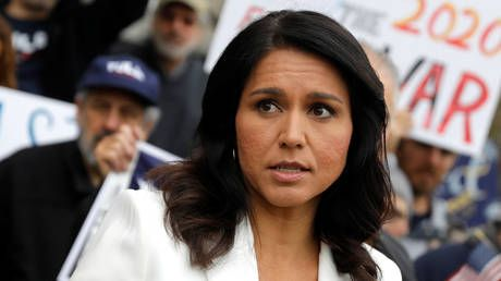 'Slap in the face': Tulsi Gabbard blasts stimulus package as 'rushed' embodiment of DC's 'screwed up priorities'