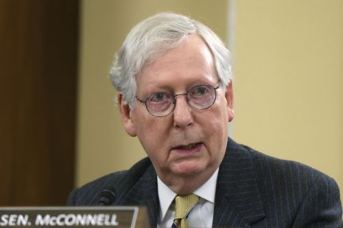 Mitch McConnell tends his legacy 8,000 miles away