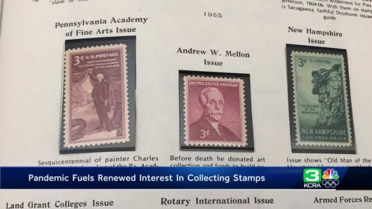 New homes sought in Sacramento for nearly a million stamps