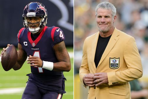 Brett Favre knows he screwed up with Deshaun Watson take