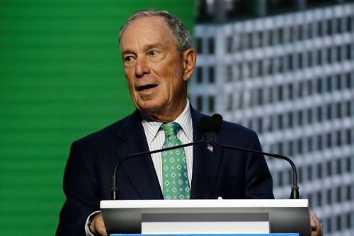 Former New York Mayor Michael Bloomberg is registering as a Democrat as he weighs up a 2020 presidential bid