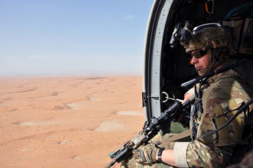 Airmen, Soldiers build partnership for life-saving mission in Afghanistan