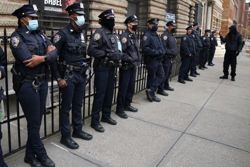 NYPD to move to 12-hour shifts in anticipation of Chauvin trial protests