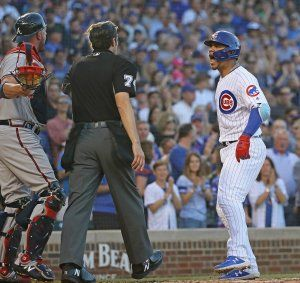 Contreras, Lester lead Cubs past Braves 8-3