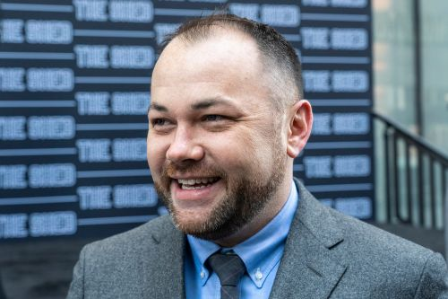 Corey Johnson falls off e-scooter, after voicing safety concerns