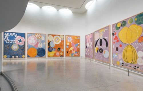The Universe According to Hilma af Klint