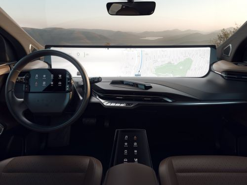 The CEO of the electric-car startup Byton says the company's M-Byte SUV will have more advanced tech than a Tesla