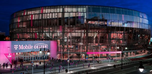 Kansas City's Sprint Center turning pink with name change to T-Mobile Center