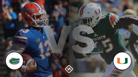 What channel is Miami vs. Florida on today? Time, TV schedule for college football's 2019 opener