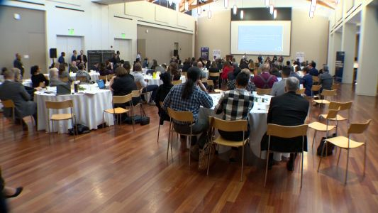State leaders meet in Stockton for Central Valley summit