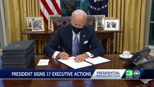 How President Biden's immigration orders will shape future for the undocumented and DACA recipients