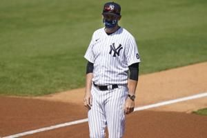 Boone better with pacemaker, to return to Yanks this weekend
