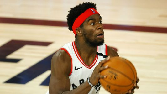Raptors' Terence Davis arrested, charged with assault after allegedly hitting girlfriend